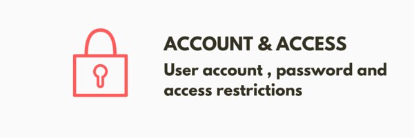 Account and Access